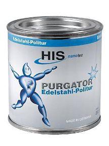 PURGATOR Edelstahl-Politur