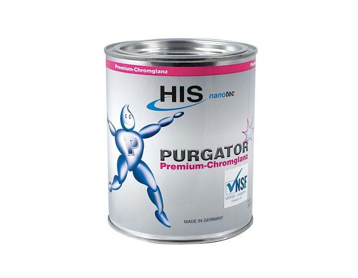 PURGATOR Premium-Chromglanz 750 ml