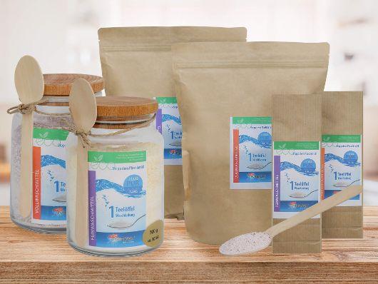 Waschmittel für Unverpackt-Läden